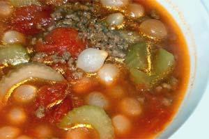 Suppe kan bruges som restemad