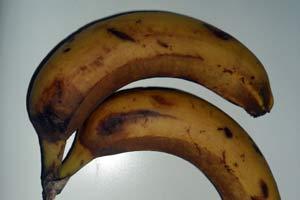 brune-bananer